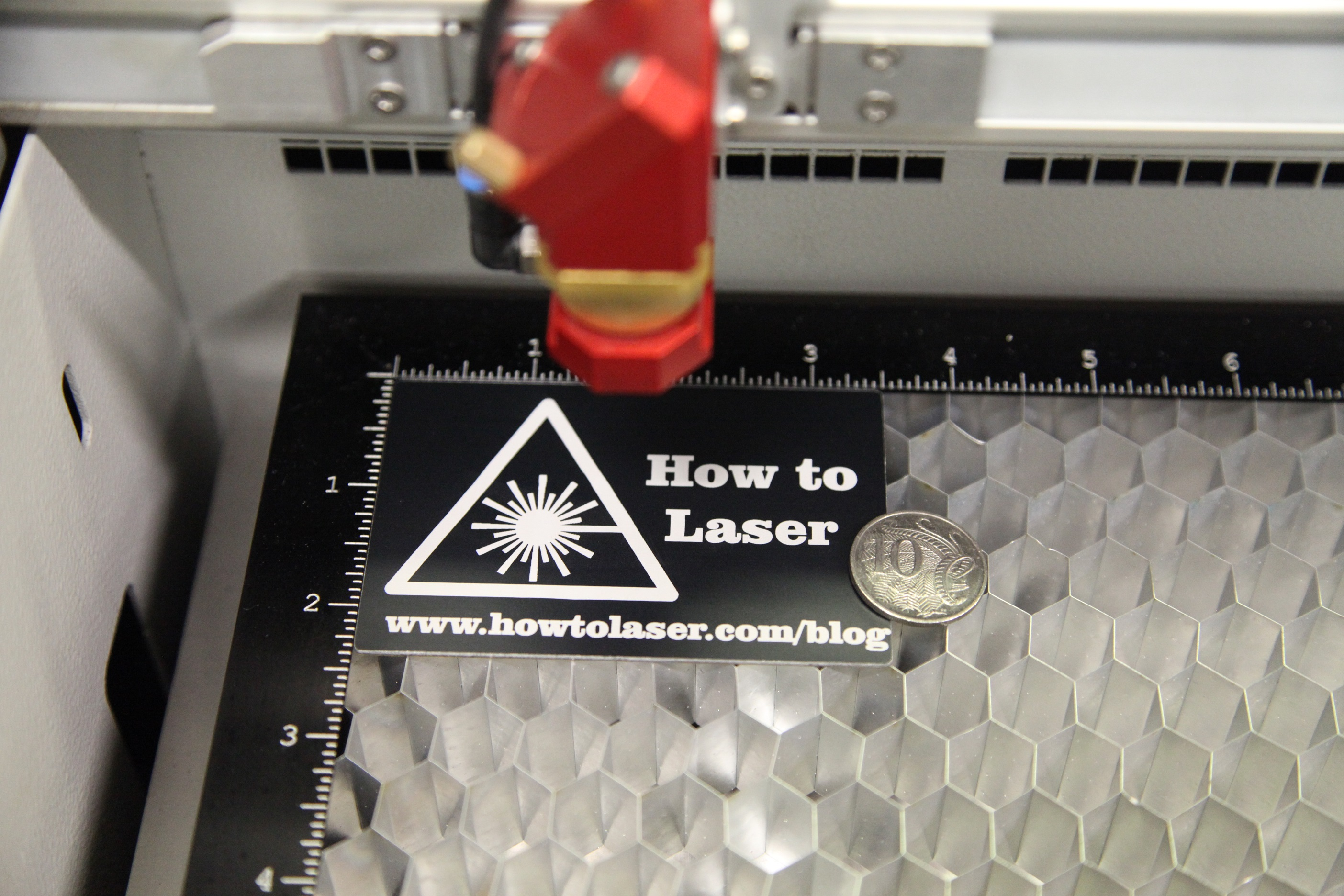 How to Laser Plaque