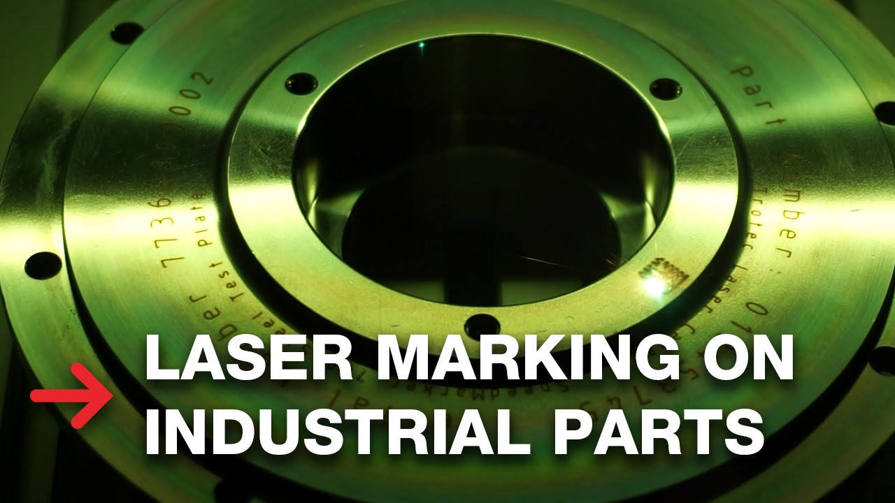 Marking Industrial Parts